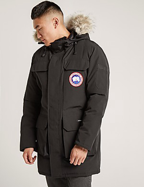 canada goose jackets production
