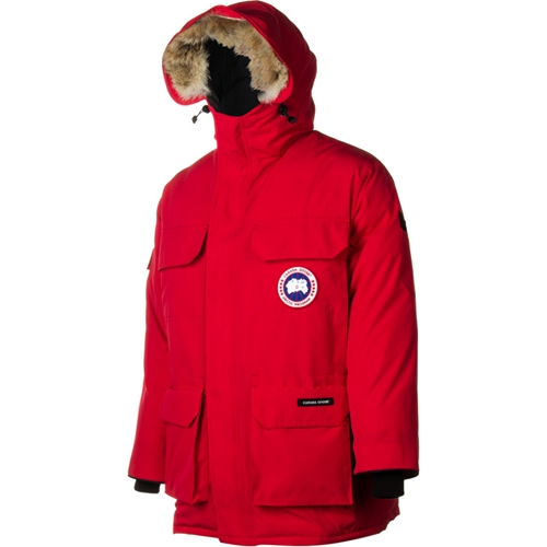 Canada Goose - Expedition Down Parka - Men's - Red - Black Friday